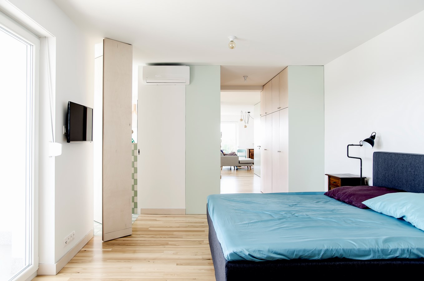 Apartment with a view by Atelier Starzak Strebicki - Sheet3