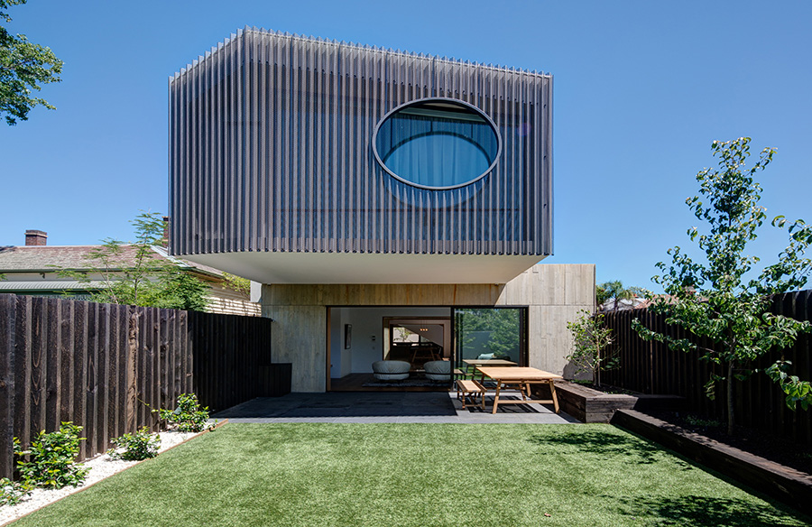 Stepping Stone House by Craig Tan Architects
