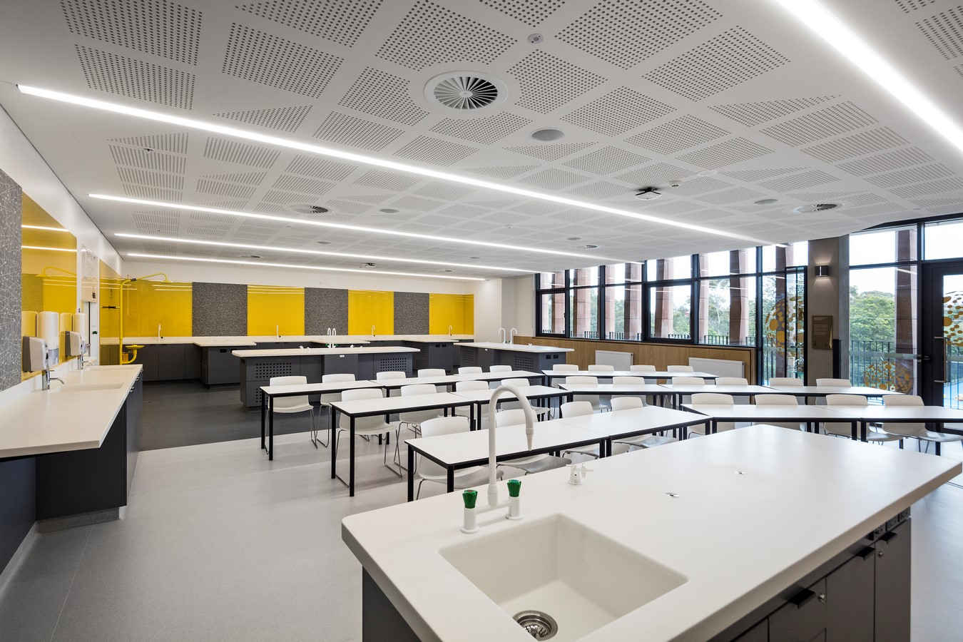 Sir Zelman Cowen Centre for Science by Cox Architecture - Sheet1