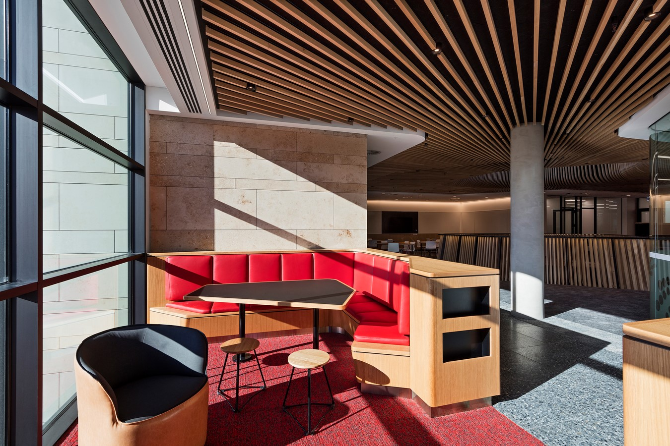 Sir Zelman Cowen Centre for Science by Cox Architecture - Sheet2