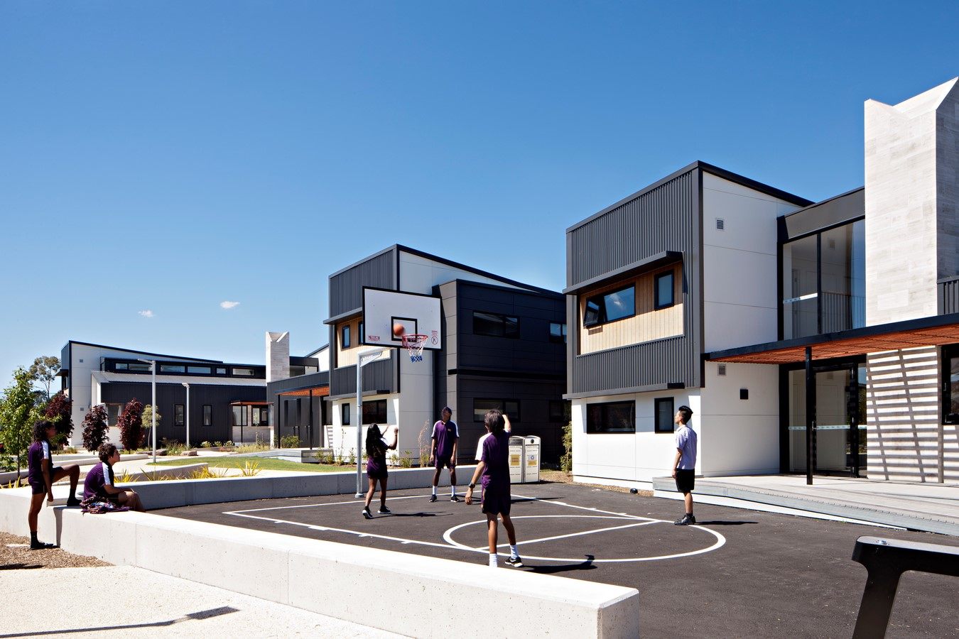 Wesley College Learning by Cox Architecture - Sheet1