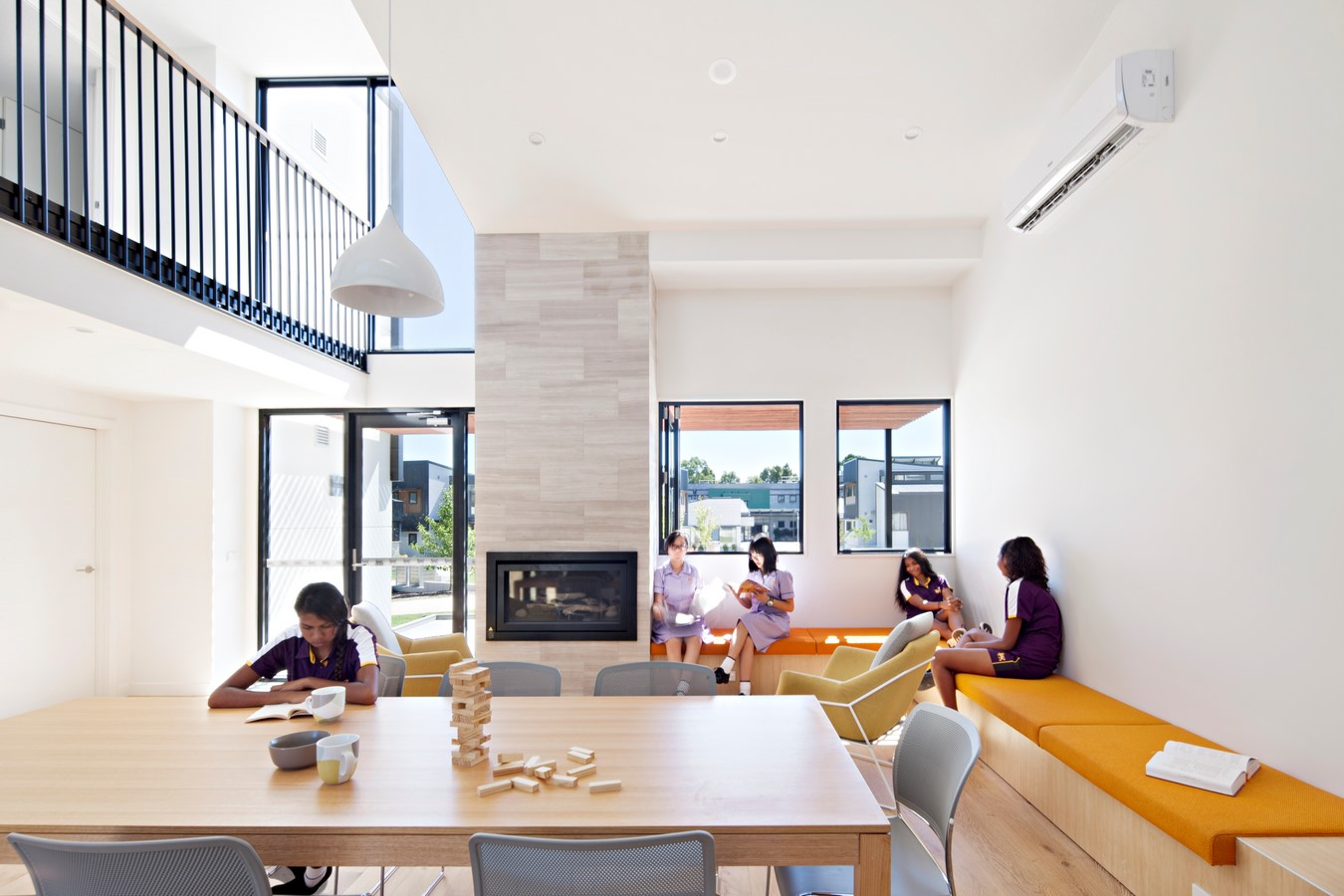 Wesley College Learning by Cox Architecture - Sheet2