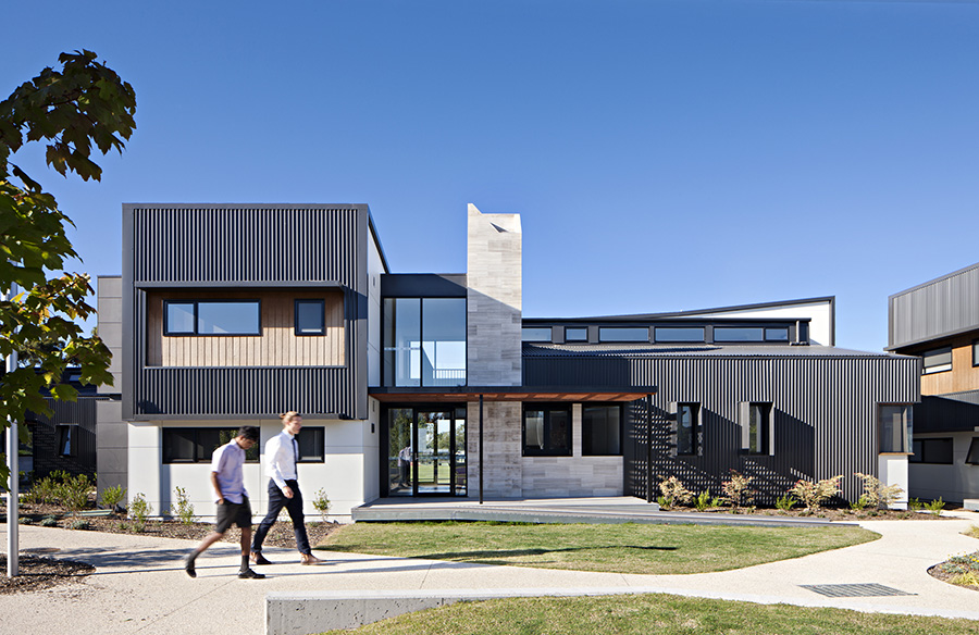 Wesley College Learning by Cox Architecture