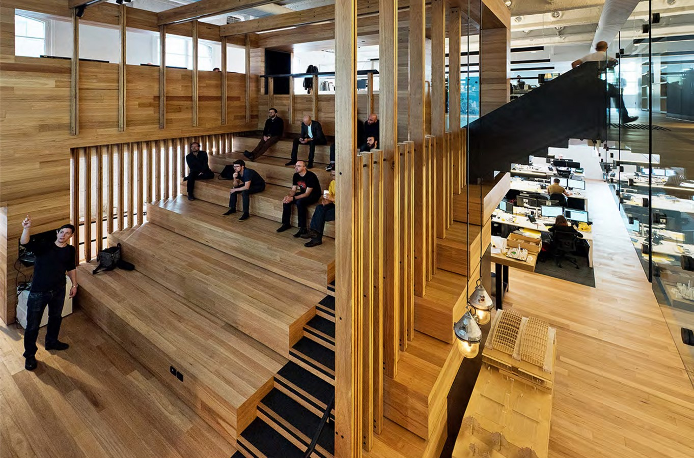 Cox Box Office by Cox Architecture - Sheet3