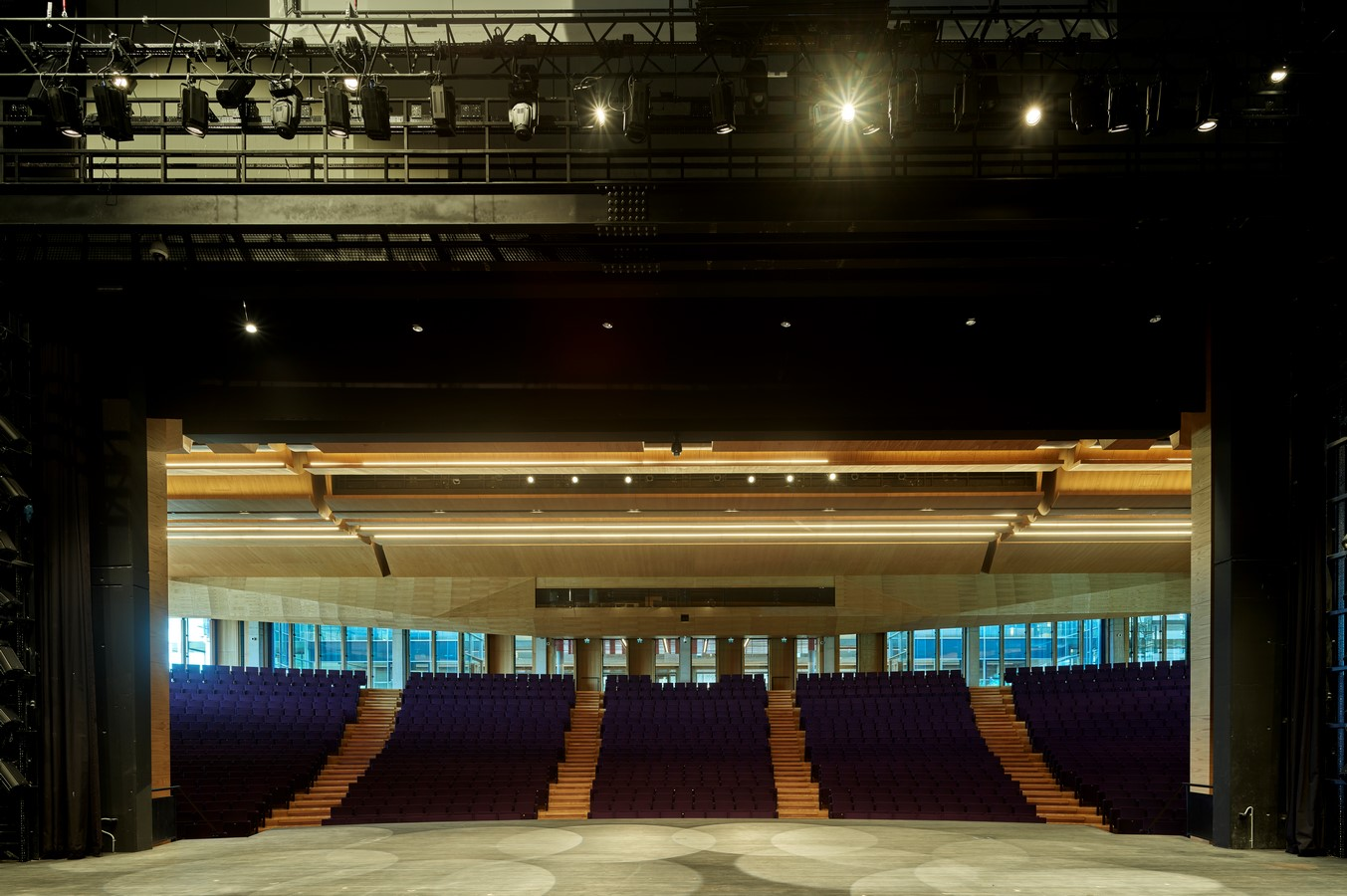 TED Ankara College Performing Arts Center by Uygur Architects - Sheet3