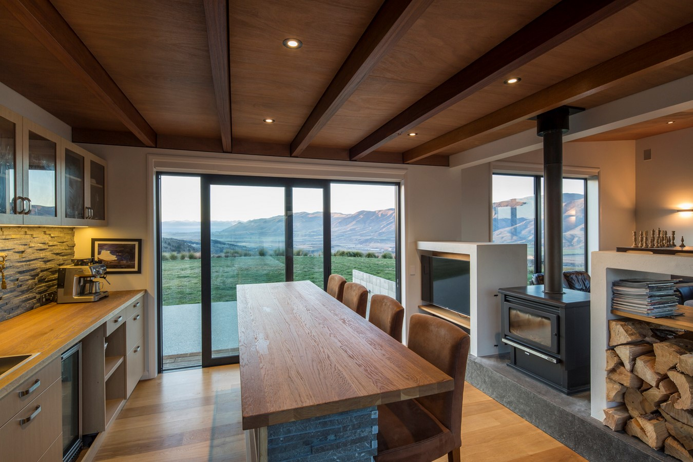 Queensberry Hills House by Chaney & Norman Architects - Sheet1