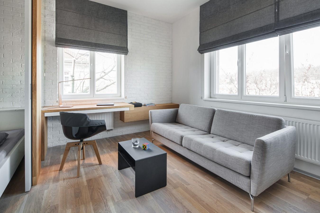 men´s lair by boq architekti - Sheet1