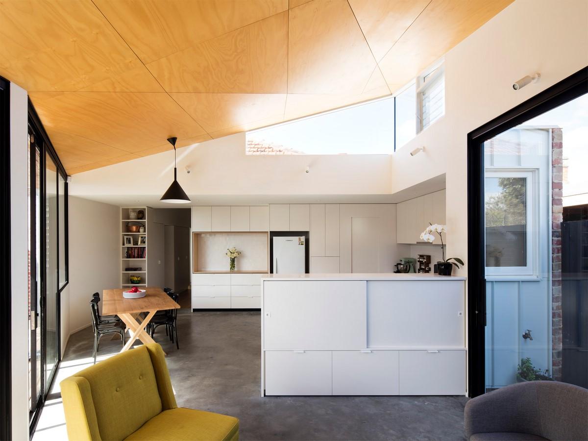 Allan Street House by Gardiner Architects - Sheet2