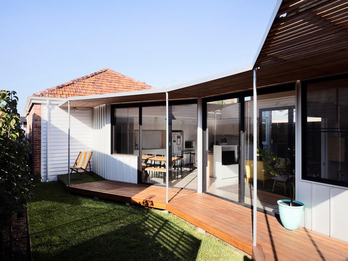 Allan Street House by Gardiner Architects - Sheet3