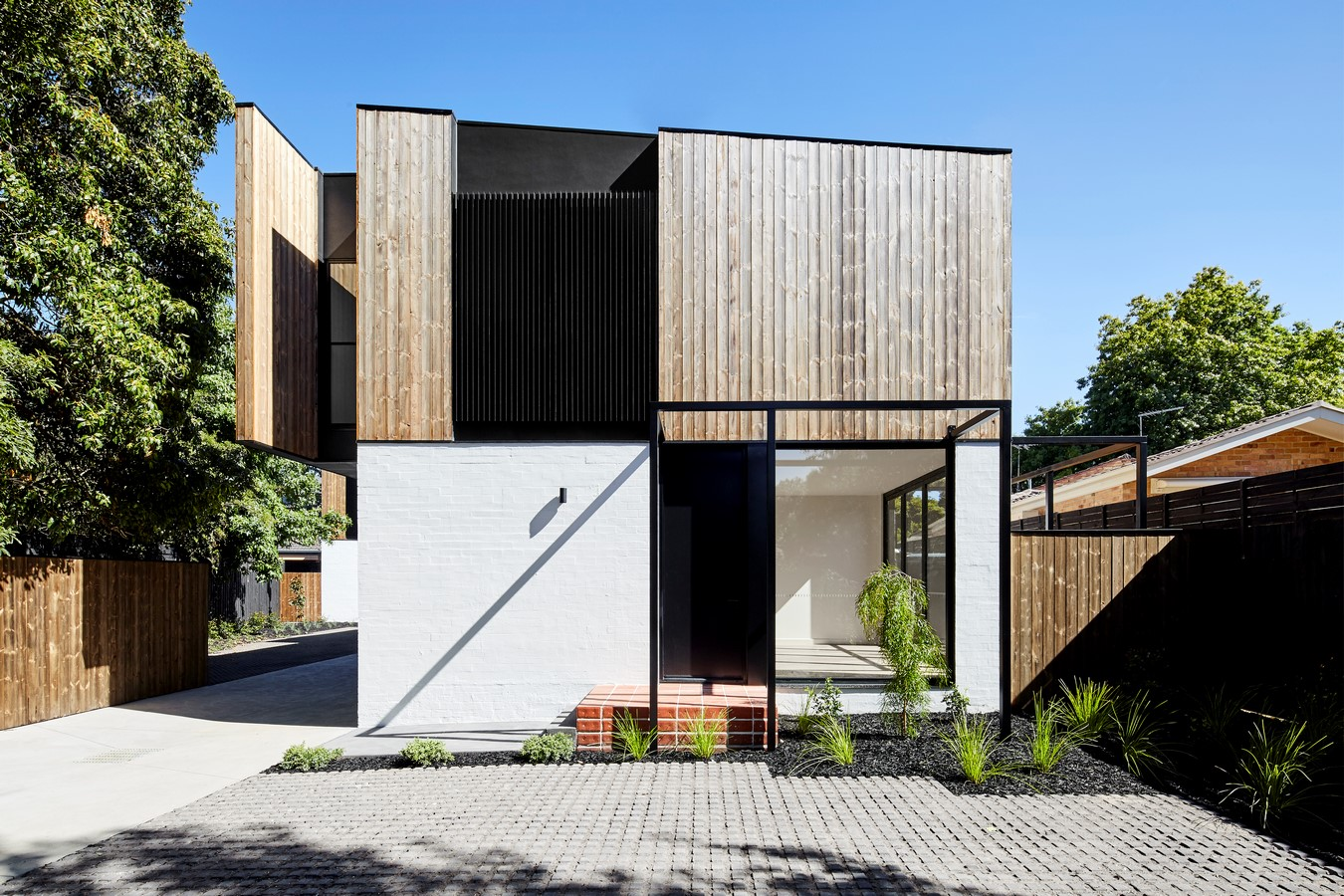 Salisbury Townhouses by NTF Architecture - Sheet1