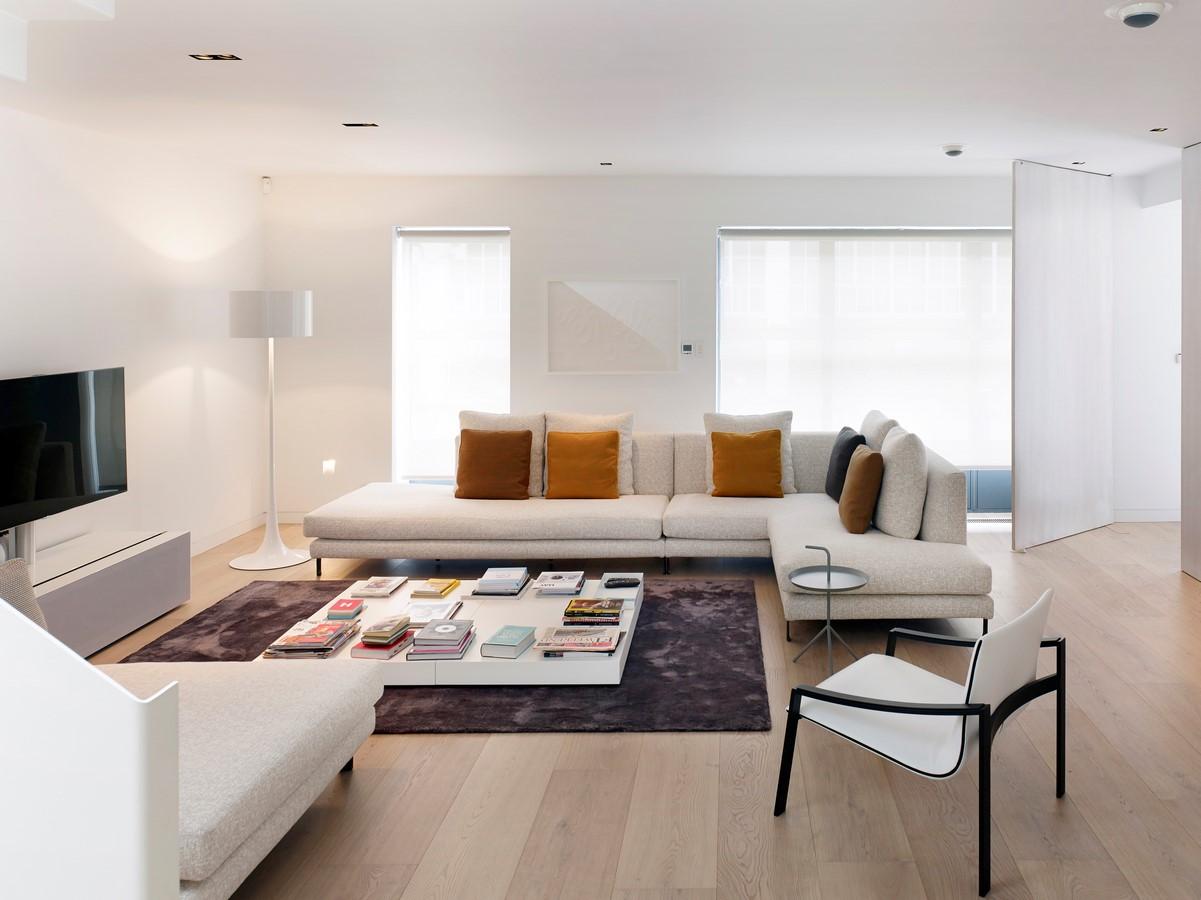 Project Name: Bloomsbury House Studio Name: Stiff + Trevillion Completion date: 2014 Location: London, United Kingdom Photography: Kilian O'Sullivan - Sheet1