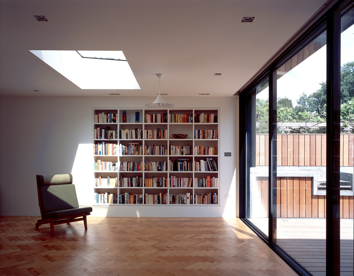 Park Road by Sam Tisdall Architects LLP - Sheet1