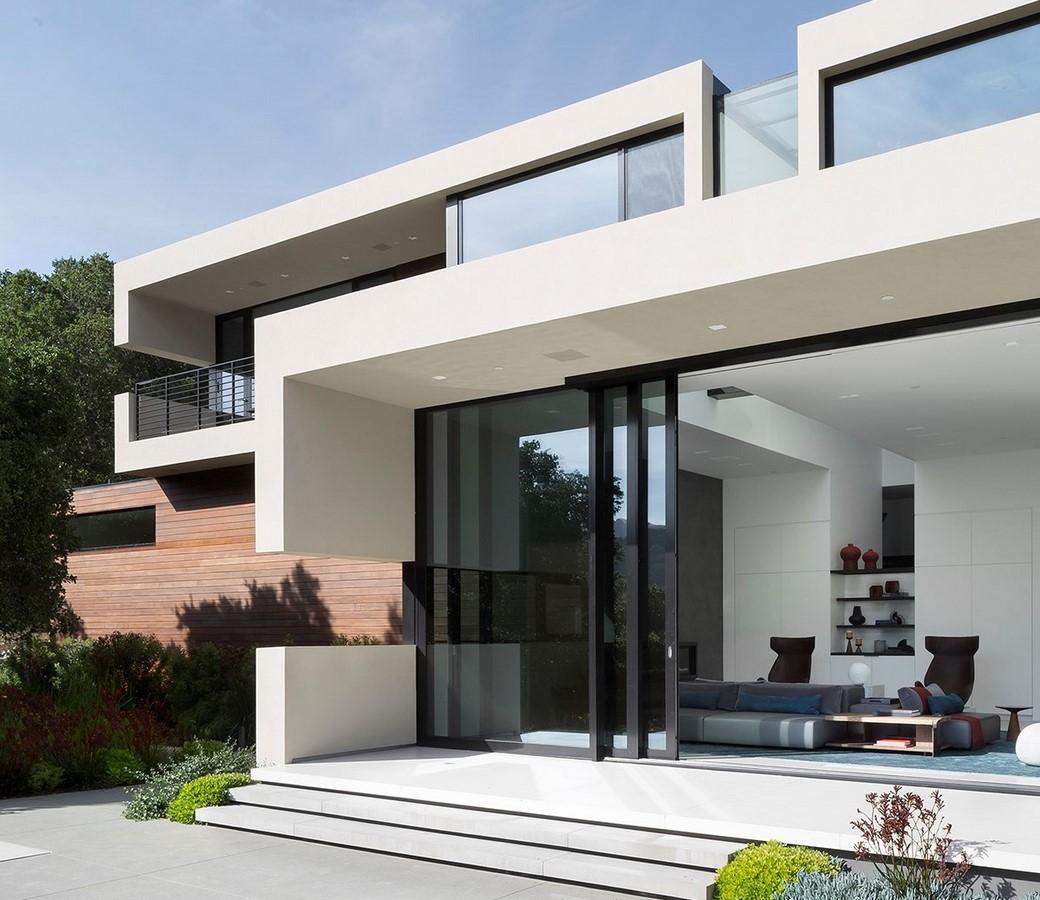 Slot House by Feldman Architecture - Sheet1