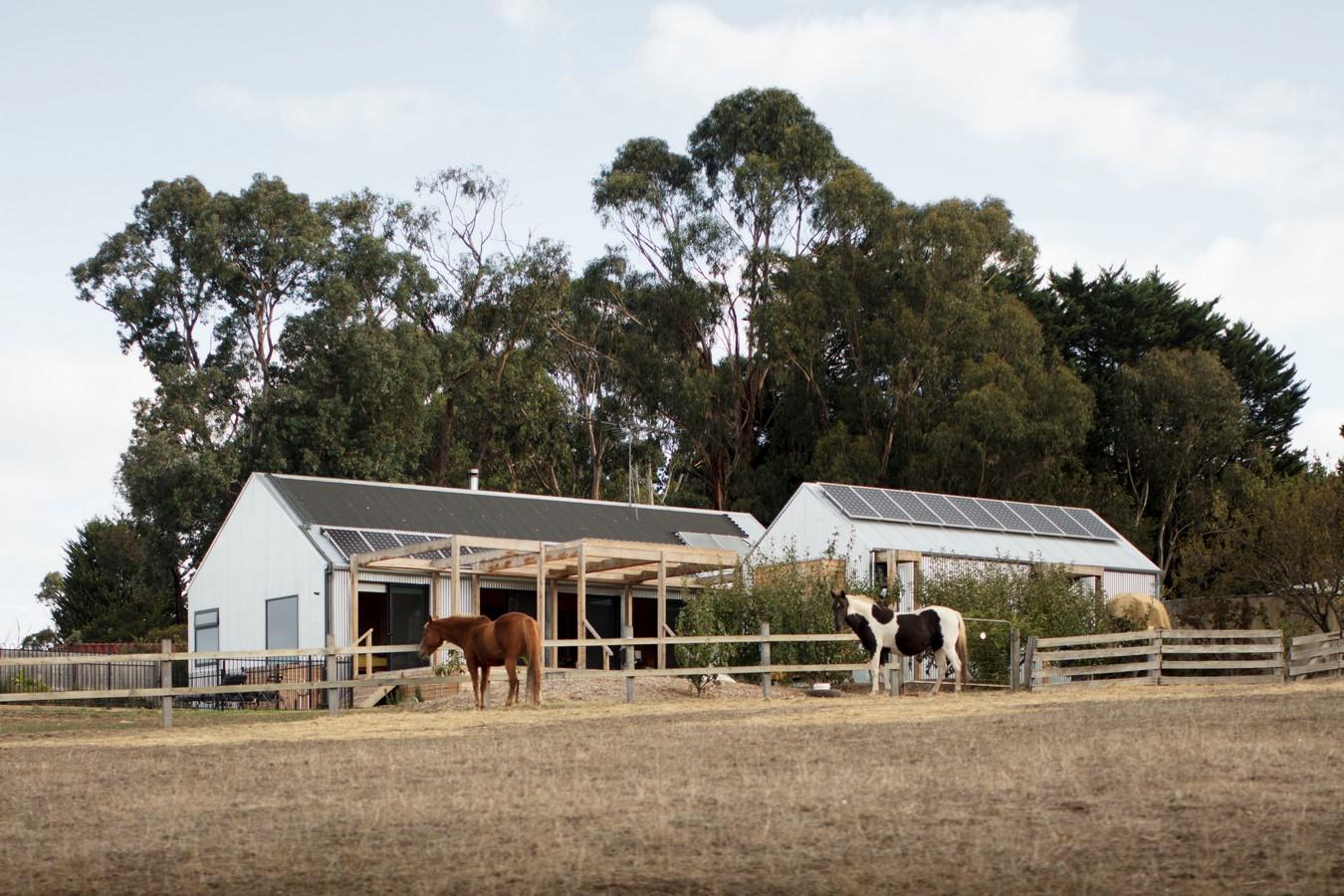 Bellbrae House by Wiesebrock Architecture - Sheet2