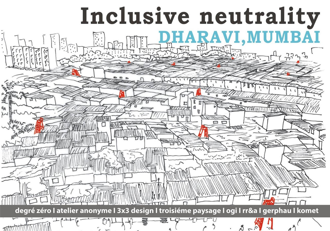 8 Conceptual plans for Dharavi redevelopment by innovative architects - Sheet7