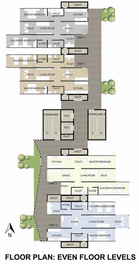 8 Conceptual plans for Dharavi redevelopment by innovative architects - Sheet3
