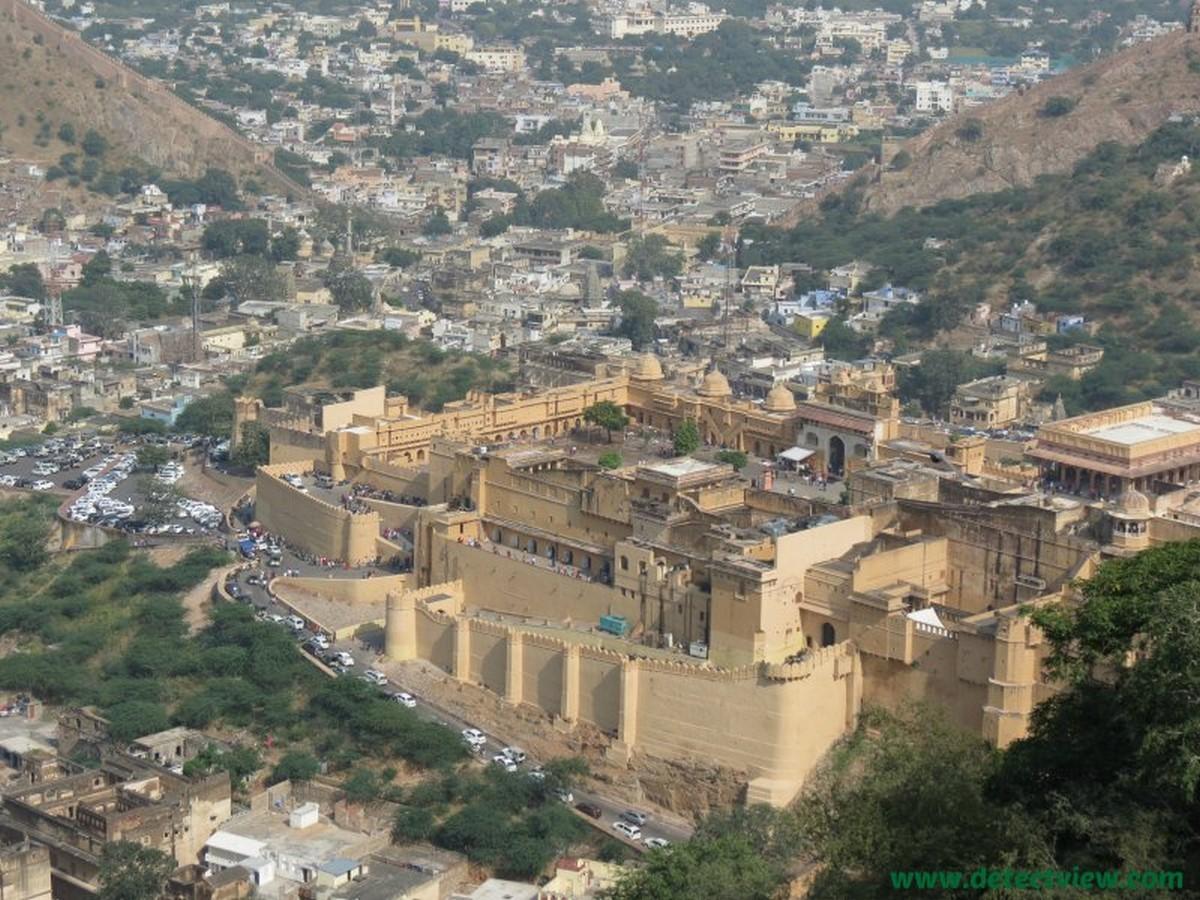 Amer Fort, Jaipur Crown of Jaipur - Sheet12