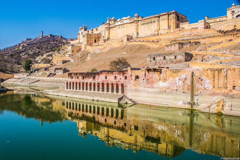 Amer Fort, Jaipur Crown of Jaipur - Sheet1