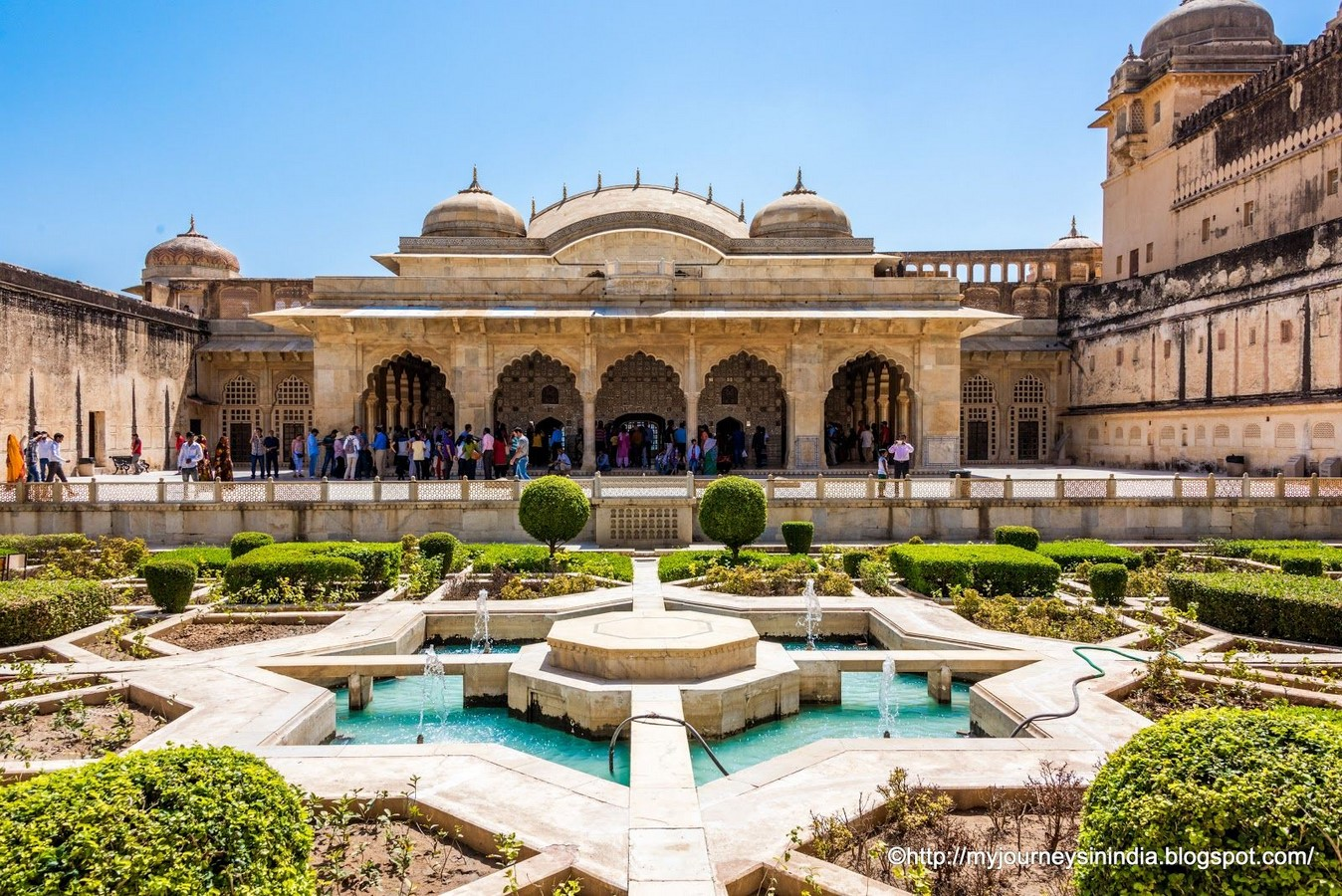 Amer Fort, Jaipur Crown of Jaipur - Sheet7