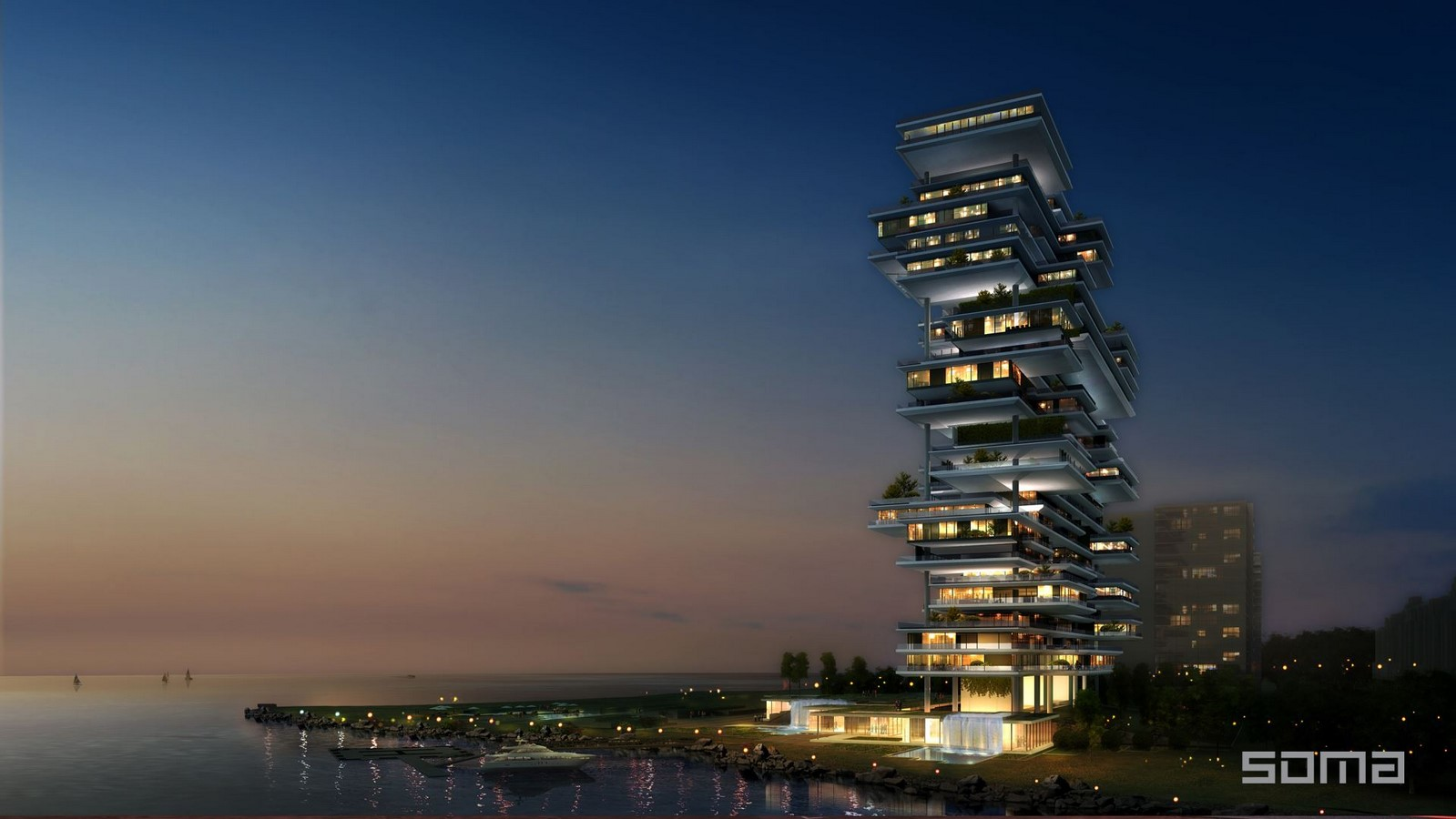 One at Palm Jumeirah by SOMA: Dubai's most expensive apartments - Sheet1