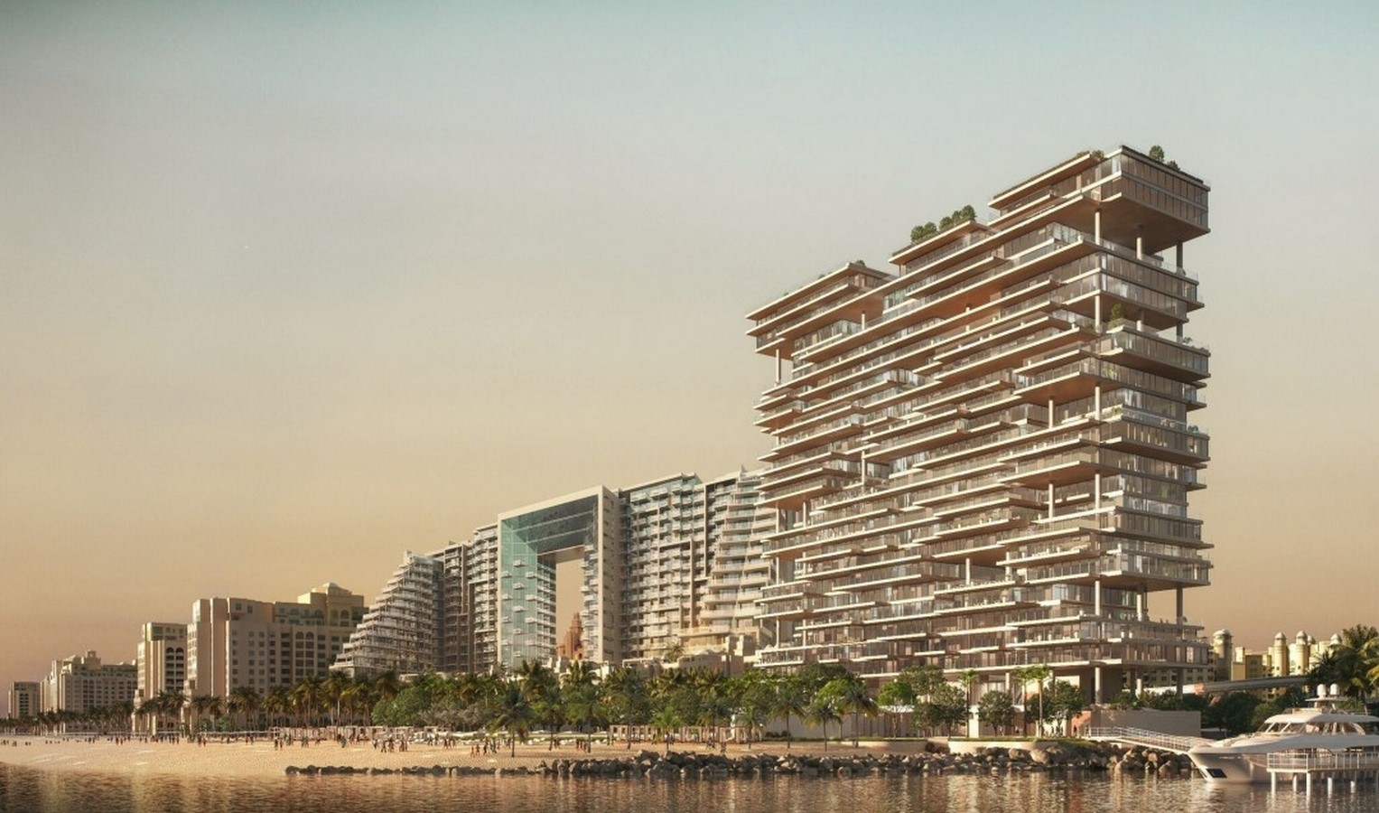 One at Palm Jumeirah by SOMA: Dubai's most expensive apartments - Sheet3