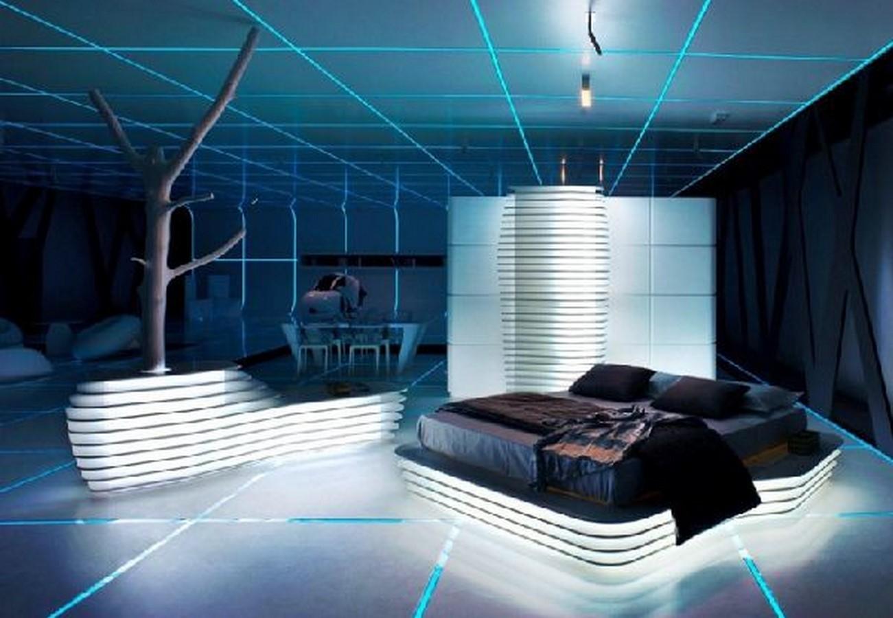 20 Futuristic bedroom interior ideas - Sheet4