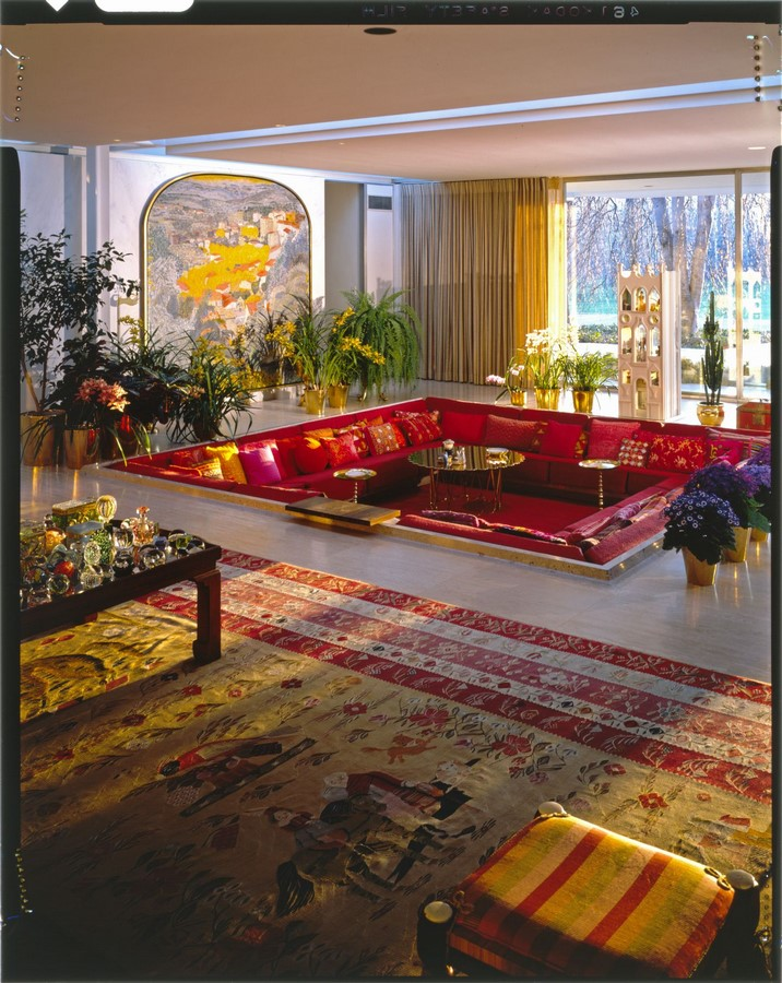 30 Examples of a conversation pit - Sheet7