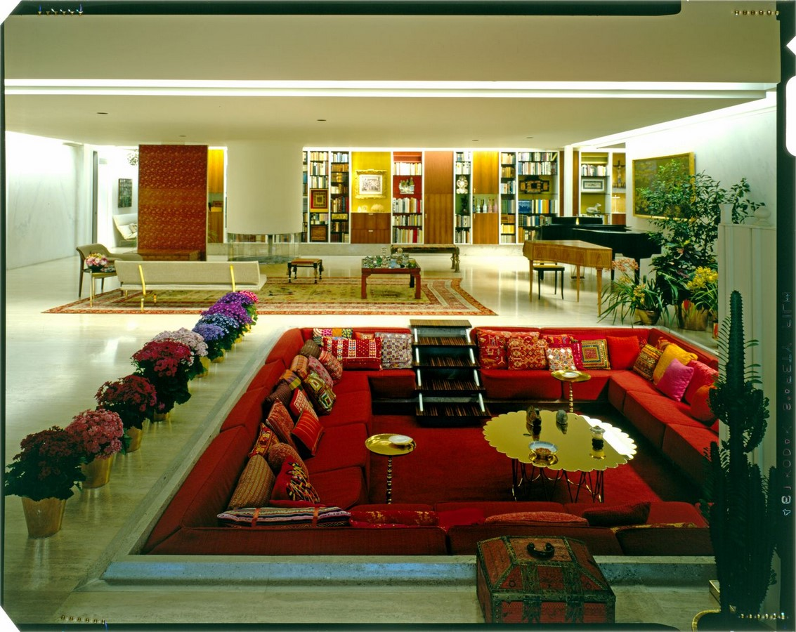 30 Examples of a conversation pit - Sheet8