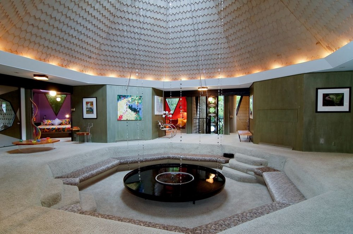 30 Examples of a conversation pit - Sheet12