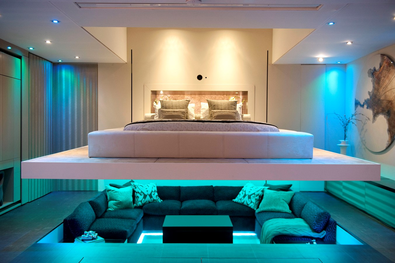 30 Examples of a conversation pit - Sheet16