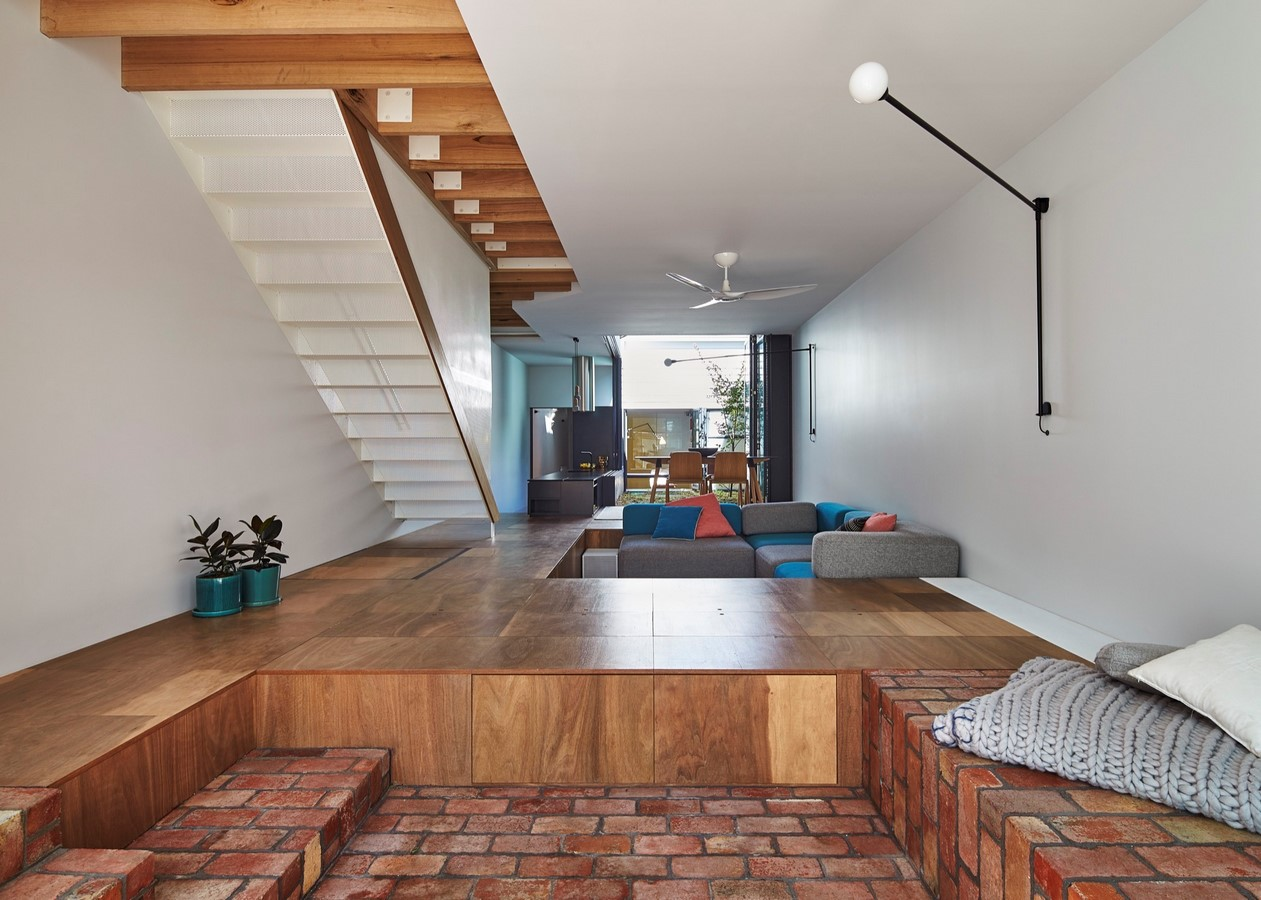 30 Examples of a conversation pit - Sheet18