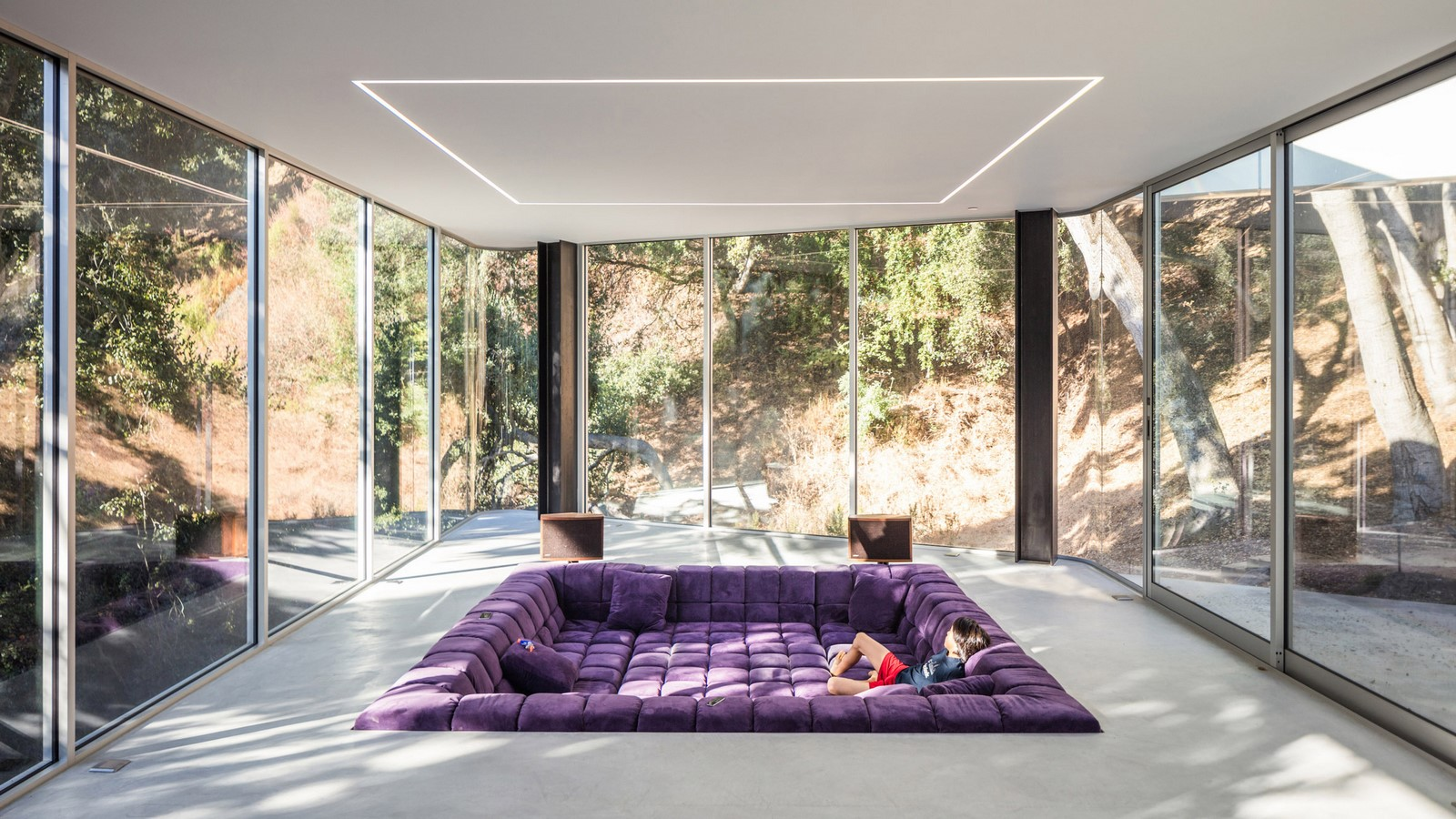 30 Examples of a conversation pit - Sheet19