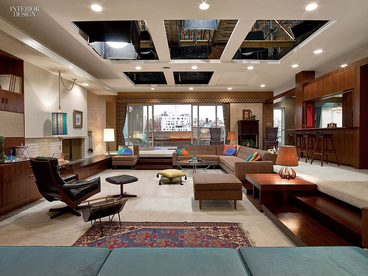 30 Examples of a conversation pit - Sheet29