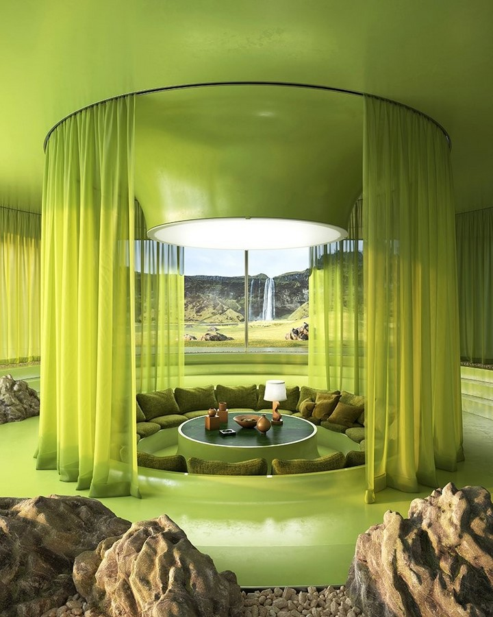 30 Examples of a conversation pit - Sheet31