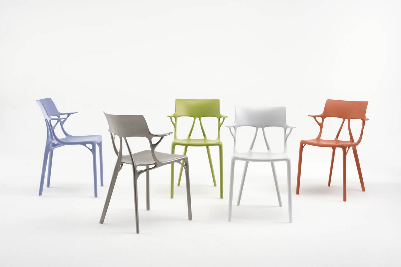 A.I. Chair for Kartell - Sheet1