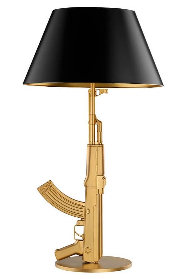 Gun Lamp (Flos) By Starck - Sheet2
