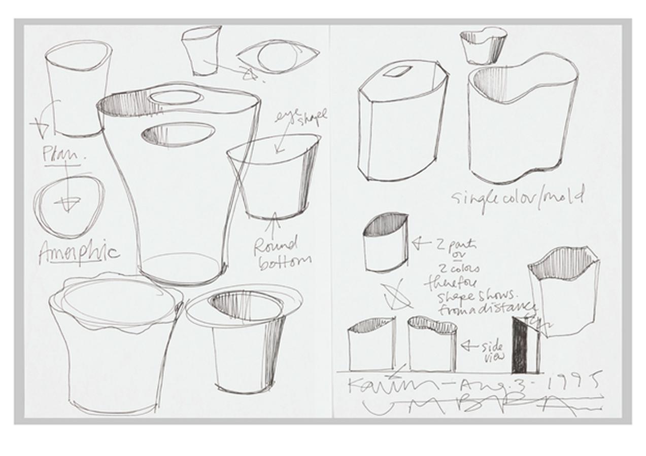 Umbra Garbo waste can - Sheet1