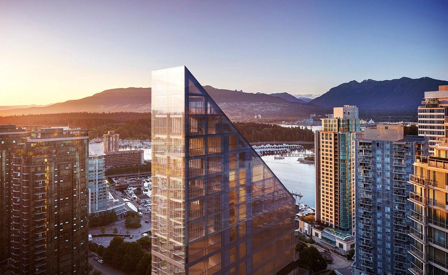 Terrace House by Shigeru Ban: The Tallest Hybrid Wood Tower - Sheet1