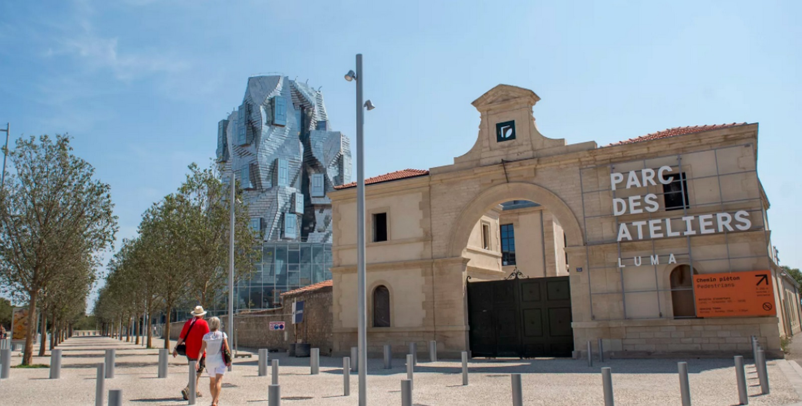 Frank Gehry's twisted Luma Arles tower set to Open in France on 26 June 2021 - Sheet3
