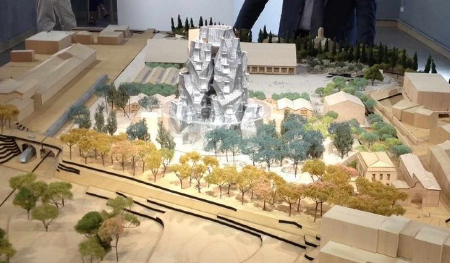 Frank Gehry's twisted Luma Arles tower set to Open in France on 26 June 2021 - Sheet1