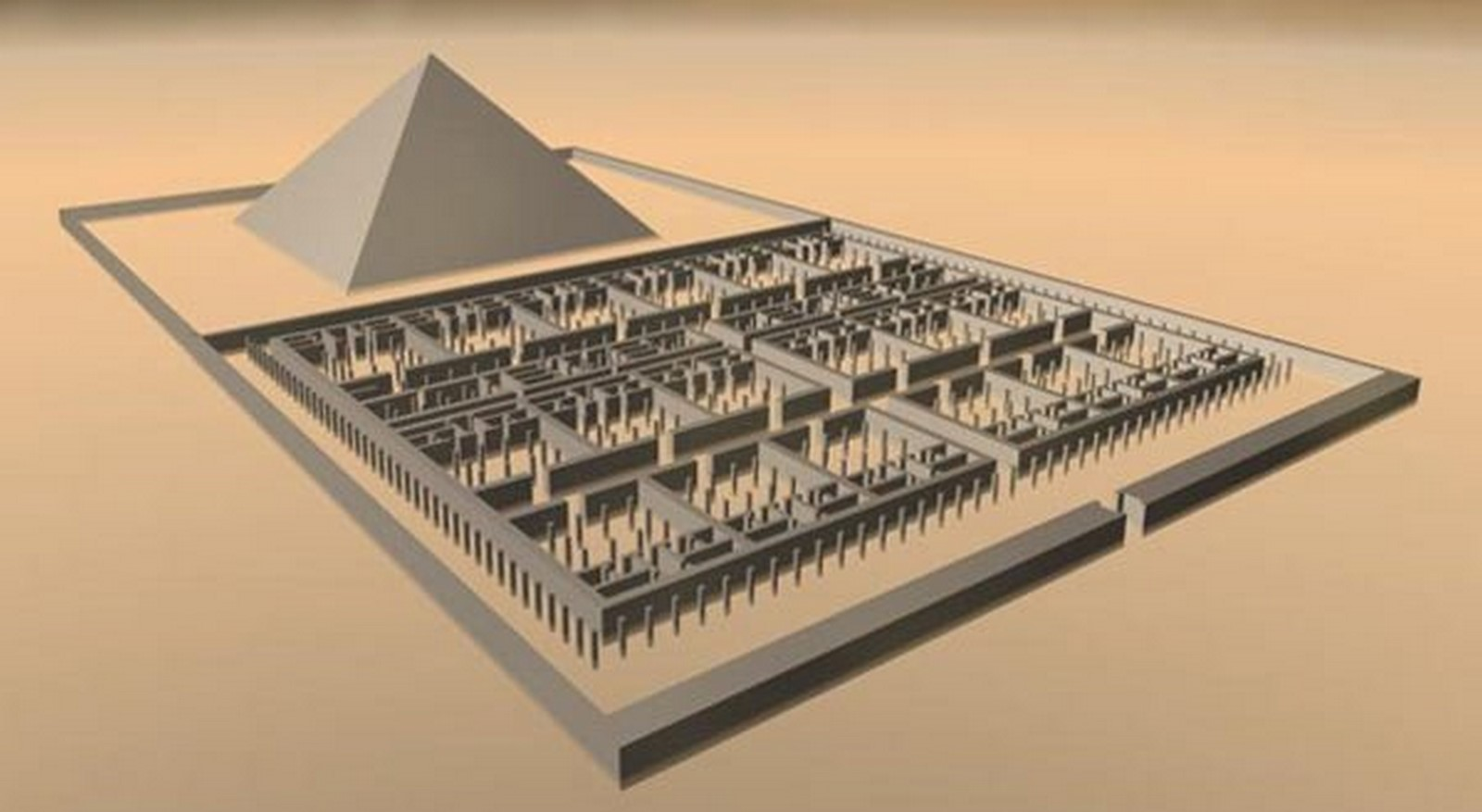 10 Things you did not know about Ancient Egypt Architecture - Sheet9