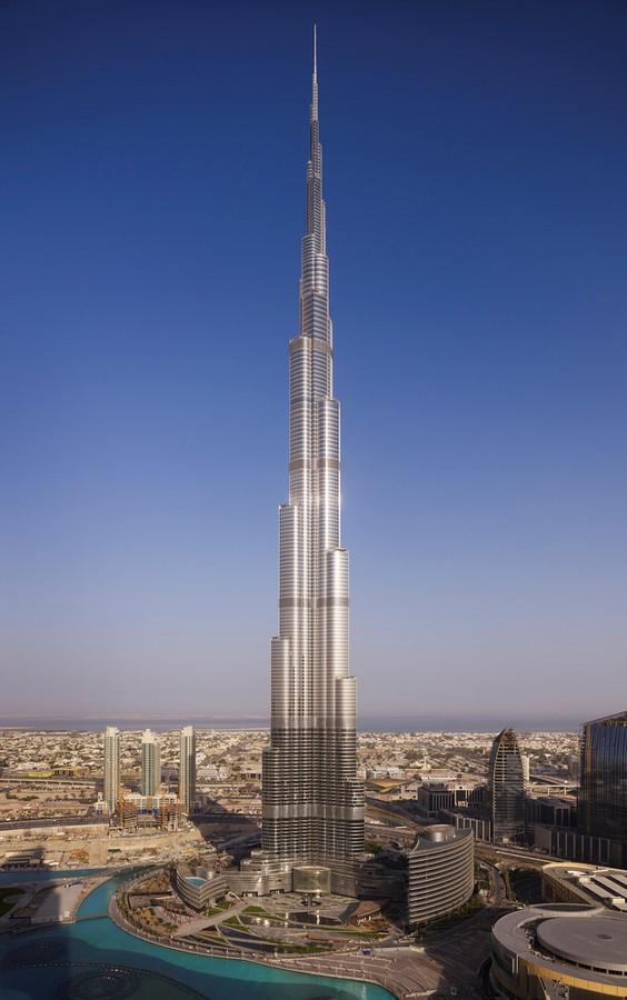 Burj Khalifa - Sheet1