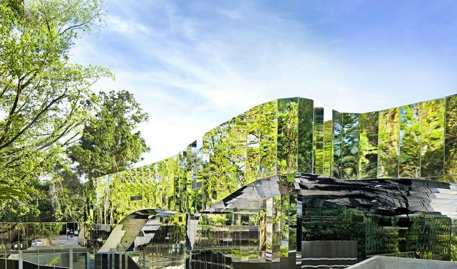 Cairns Botanic Gardens Visitors Centre - Sheet1