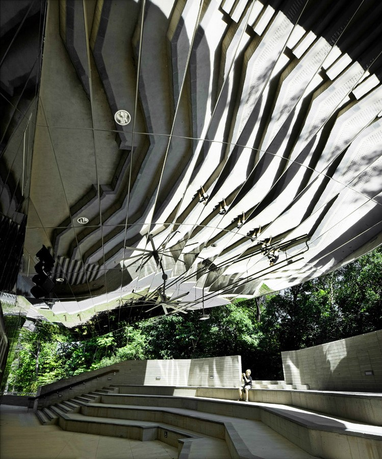 Cairns Botanic Gardens Visitors Centre - Sheet3