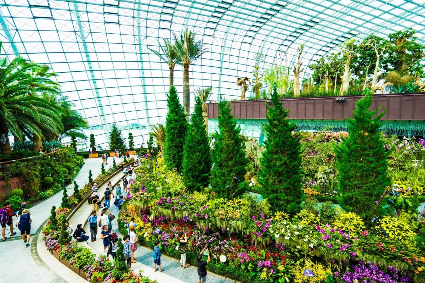 Gardens by the Bay - Sheet2