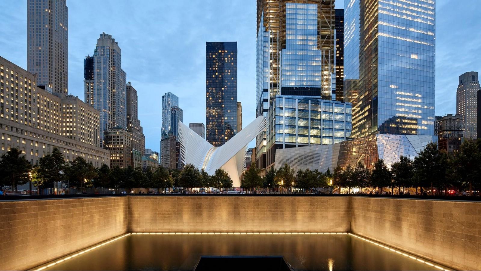 World Trade Centre Hub / Oculus - Sheet1