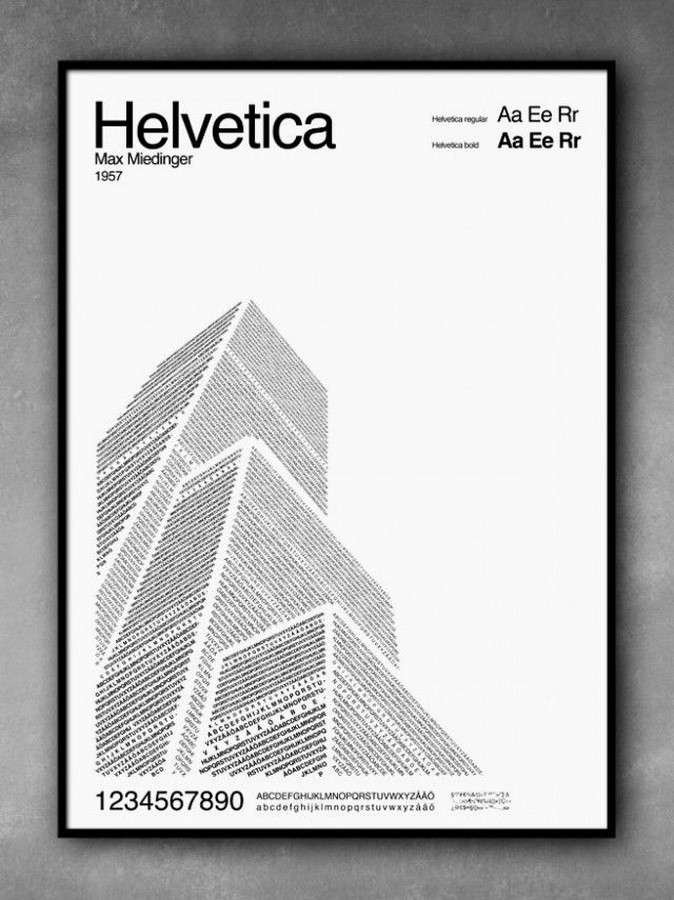 Helvetica - Sheet2