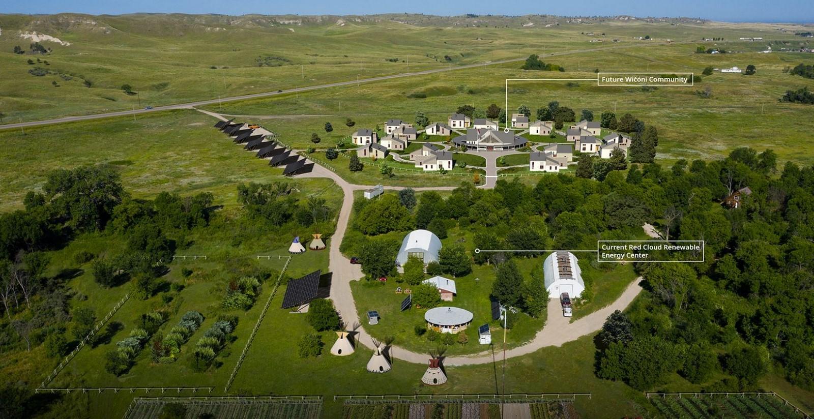 Wiconi Community - Pine Ridge, South Dakota - Sheet1