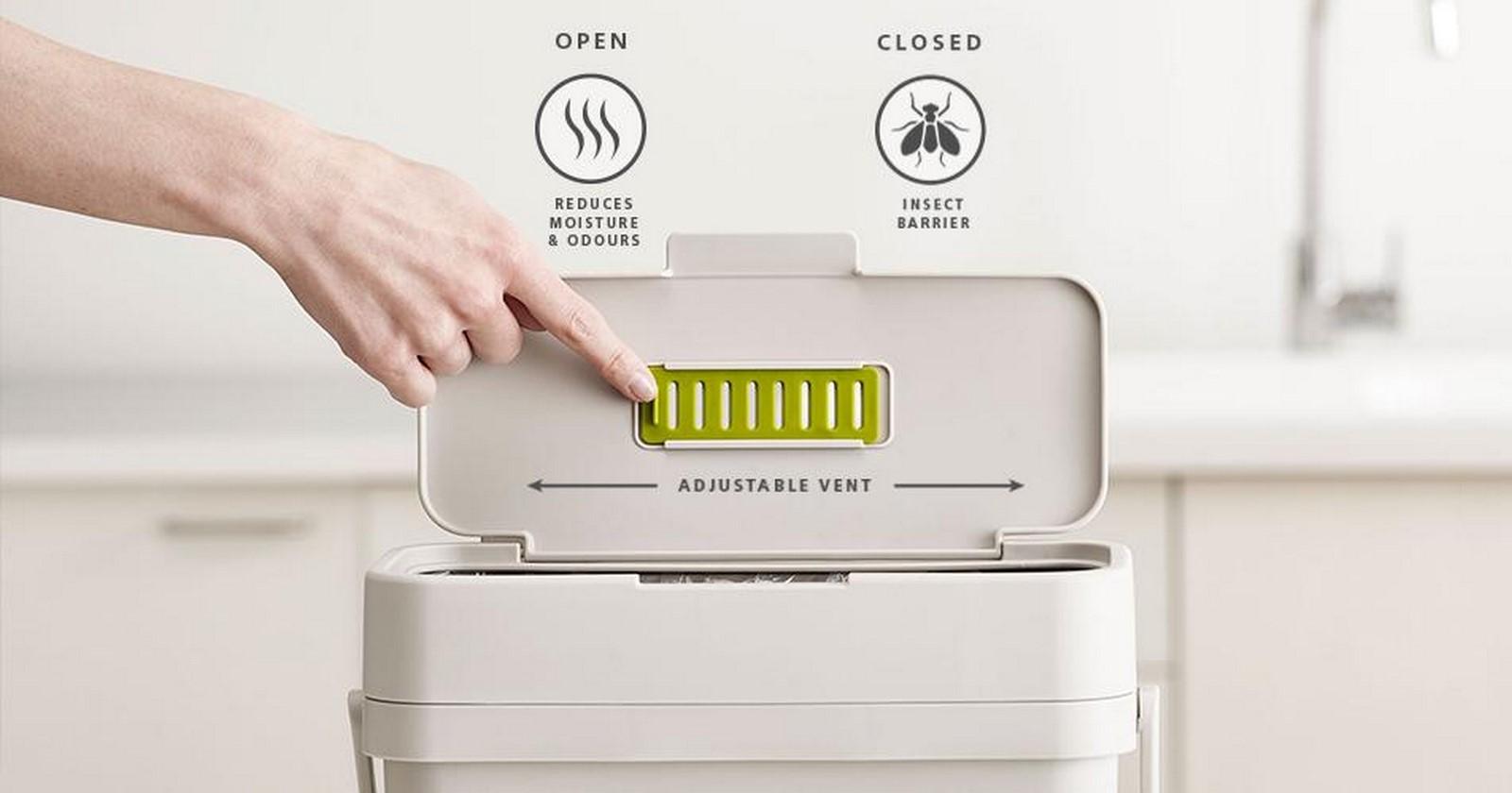 Food Waste Caddy - Sheet2
