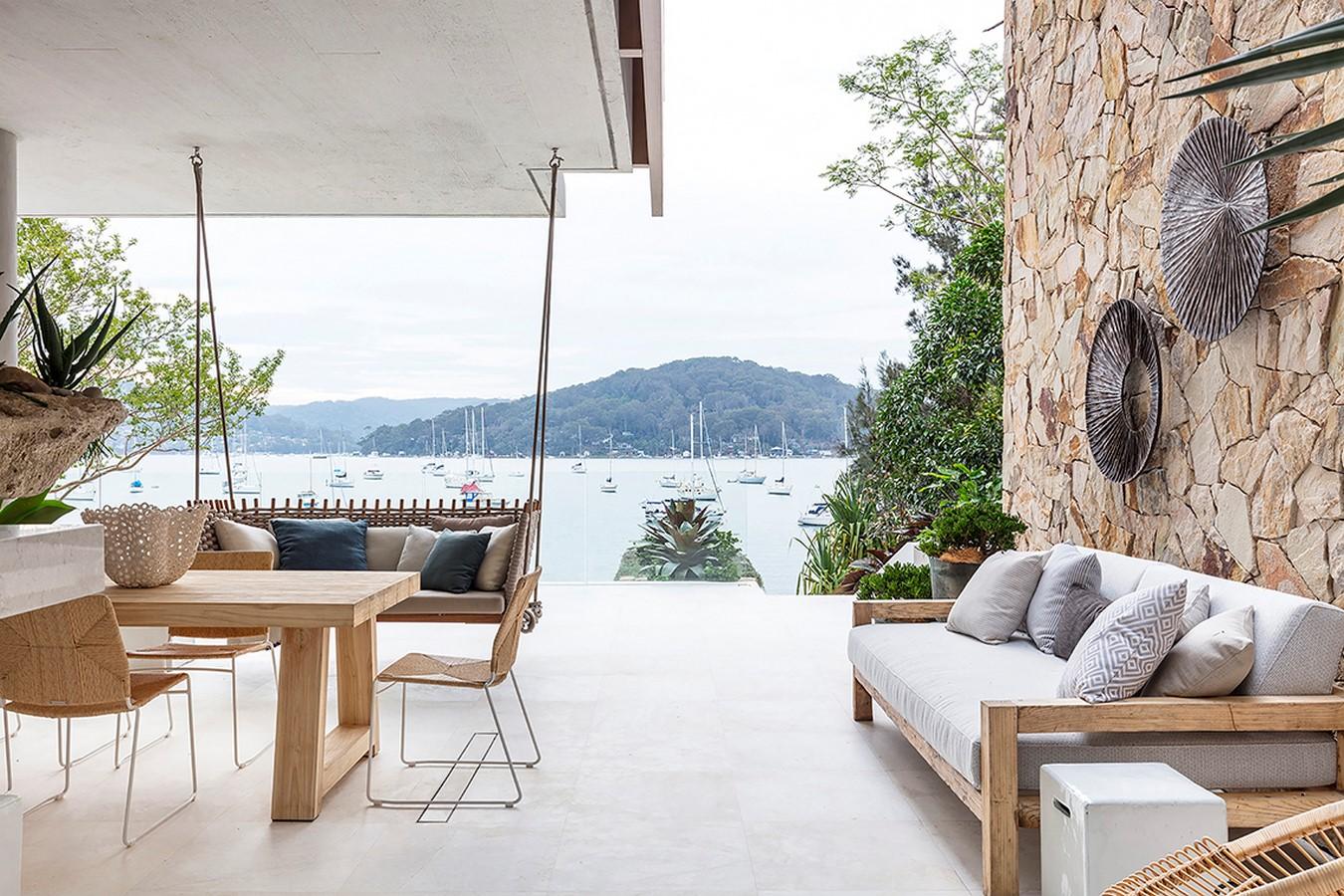 The Waterfront Retreat - Sheet2